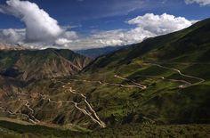 Mountains road #outdoors #mountains #hiking www.amazon.com/shops/Mountaintop-Outdoor-Equipment