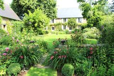 Jardin de la Pellerine