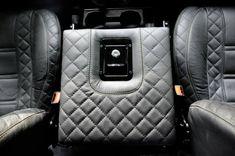 Arkonic Land Rover Defender Custom Build 110 Interior