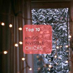 The Optimistic Side: Top 10 regalos amigo invisible