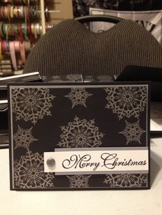 Christmas card by www.stampinjo.stampinup.net