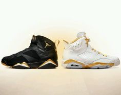 lowest price 1d1d7 17d77 Golden moment pack Jordan 7, Air Jordan Shoes, Jordan Retro, Fresh Kicks,