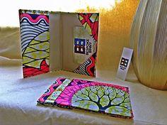 Handmade Passport Cover/ Holder  African Print  by BespokeBinny, £12.00