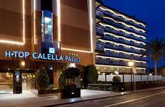 Chollos para viajar del 1 al 14 de Julio  H-Top Calella Palace 4* Media Pensión desde 29 € & 1 niño gratis