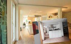 Küchenumbau? Wir von der Hans Eisenring AG projektieren und realisieren gerne für Sie. Entdecken Sie unsere Vorher/Nachher Stories! Decor, Furniture, Home, Loft, Loft Bed, Bed