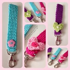 Best Knitting Needles - Essential Features You Should Be Looking For Love Crochet, Crochet Crafts, Crochet Yarn, Crochet Flowers, Crochet Toys, Crochet Projects, Crochet Stitches, Crochet Lanyard, Crochet Keychain