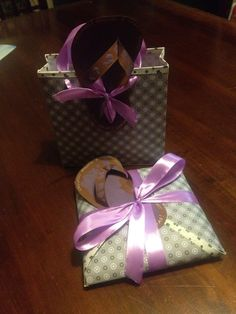 Emballages cadeau maîtresses | Embrulhos lembranças educadoras
