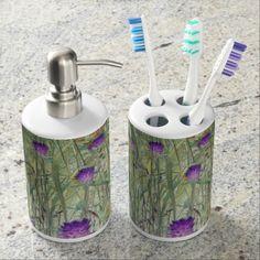 clover meadow bathroom set