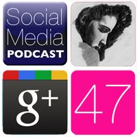 Taking part in Social Media Podcast Episode 47 we have Gordon White , Kyle Murdoch , Kirsty Hunter , Iain Murray however, this epis. Social Media, Posts, Google, Blog, Pictures, Photos, Messages, Blogging, Social Networks