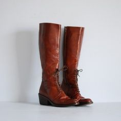 lovely boots on etsy by etta