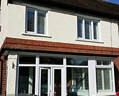 08/11/2014 #Faux #plantation #shutters fitted in 3 weeks.  #Nantwich #Cheshire http://blinds-nantwich.co.uk