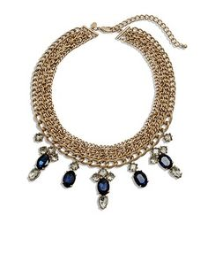 Chico's Enya Bib Necklace #chicos