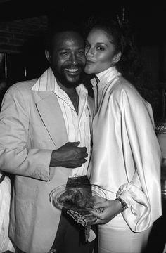Marvin Gaye & Jayne Kennedy