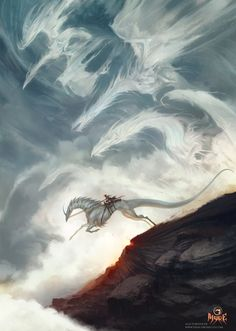 plain of dragon Mythical Creatures Art, Magical Creatures, Fantasy World, Dark Fantasy, Monster Concept Art, Creation Art, Fantasy Beasts, Concept Art World, Dragon Artwork