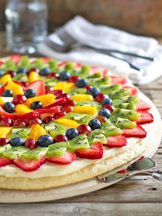 Pizza for dinner, or pizza for dessert?