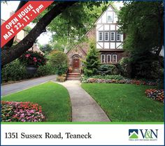 Open House this Sunday 5/22/16 at 1351 Sussex Road Teaneck from 11AM-1PM http://ift.tt/1OvHCWR #openhousesunday #teaneck #bergenfield #newmilford #realestate #veranechamarealty #njrealestate #realtor #homesforsale #englewood - http://ift.tt/1QGcNEj