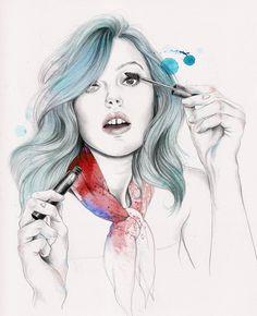 Whimsical Illustrations by Esra Røise | Art and Design