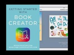 Book Creator App: Create Your Own Accessible Books on iOS, Android and Windows Tablets Book Creator, The Creator, Used Books, My Books, Higher Order Thinking, Teacher Books, Seesaw, Science Classroom, Graphic Organizers
