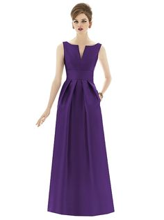 Alfred Sung Style D655 http://www.dessy.com/dresses/bridesmaid/d655/#.UtstL6X0A0o