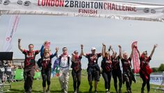 The London to Brighton Challenge is one of the UK's greatest endurance events.