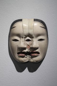 the art of Noh mask
