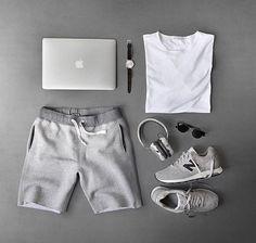 Modern must haves // city life // modern gadgets // mens accessories // mens fashion // urban men // city boys // watches // mens short // sun glasses // Urban Fashion, Daily Fashion, Mens Fashion, Style Fashion, Fashion Styles, Fashion Casual, Fashion Menswear, Suit Fashion, Casual Wear