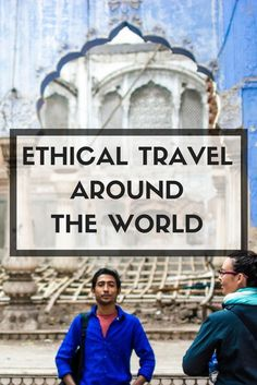 We all love to travel right? But I often worry about the cost. Not the financial expense, but to the culture, community and environment that I'm visiting. You want to help, but how? By supporting ethical travel, social enterprise and community based eco tourism.