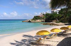 Malliouhana.  Anguilla.  Panoramic Bluff Overlooking the Caribbean