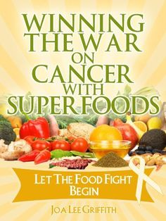 Free Download for your computer, Kindle or phone (for limited time):   Let The Food Fight Begin Vol. 1 (Winning The War On Cancer With SuperFoods) by Joa Griffith, http://www.amazon.com/dp/B0081C8RHC/ref=cm_sw_r_pi_dp_j14Wpb0BVB5YJ