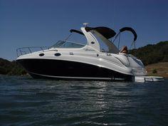 Sea Ray 280 sundancer that's a nice boat Warner