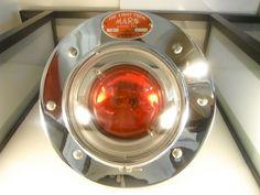 MARS 888 VINTAGE FLUSH MT OSCILLATING•RECHROMED•POLISHED•PRISTINE•FIRE TRUCK LT!   eBay Vintage Auto, Vintage Cars, Lights And Sirens, Emergency Lighting, Sprinkler, Vintage Lighting, Fire Trucks, Car Accessories, Mars