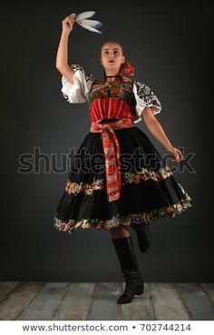 Slovakian Folklore Traditional Costume: stock fotografie (k okamžité úpravě) 702744214 Folklore, Folk Costume, Costumes, Ethnic Diversity, Marceline, Popular, Pattern Art, Photo Editing, Royalty Free Stock Photos