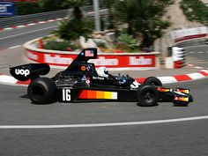 Tom Pryce in the Shadow F1