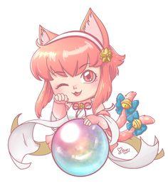 Lucky Neko Sakura for your summoning needs.