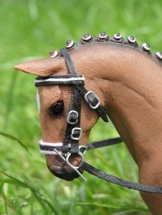 Bridle for my Schleich horse