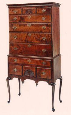 - American Made Antique Furniture