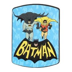 "The ultimate superhero duo, Batman and Robin—fighting crime and rocking tights. Add some heroic fun to your fridge with our embossed tin magnet.  DC Comics officially licensed product Fast Shipping Easy Returns Product Category: Magnets Material Description: Embossed Metal Size: 2.25"" W X 3"" H X 0.125"" D Weight: 0.075 LBS Superhero Duos, Dc Comics Superheroes, Emboss, Robin, Magnets, Crime, Size 2, Tights, Batman"