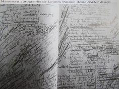 """Matoub Lounes et le manuscrit de la chanson """"bedde& di tizi"""""""
