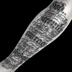 50 Serenity Prayer Tattoo Designs For Men More
