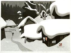 modern japanese woodblock prints - Google Search