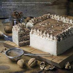 Polish Desserts, Polish Recipes, Cookie Desserts, Holiday Desserts, No Bake Desserts, Delicious Desserts, Yummy Food, Oreo Cake, Cake Cookies