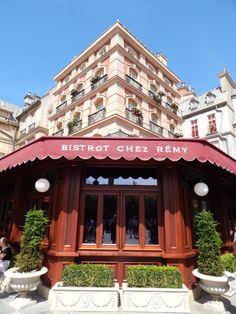 Bistrot Chez Remy #DisneylandParis