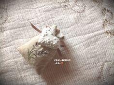 Profuma biancheria alla lavanda con gessetto profumato
