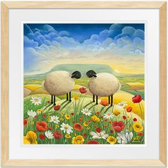 Meet Me By The Daisies and Poppies – Lucy Pittaway