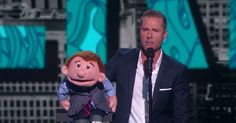 Ventriloquist Performs On Stage, But When He Does THIS, The Entire Crowd Gasps In Shock