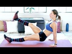 Beginners Ultimate Weight Loss Workout, 20 Minute HIIT & CrossFit Inspired For Full Body Toning - YouTube