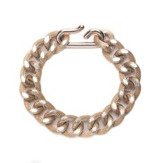 Gold Chain Linked Bracelet!  #GoldJewelry #InspiredSilver #Gold #Jewelry #Bracelet http://www.inspiredsilver.com/