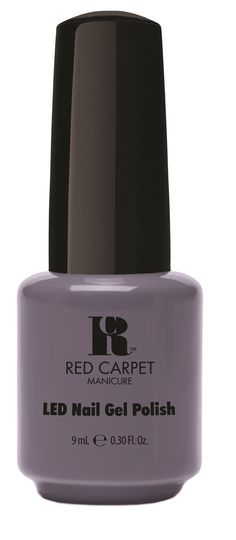 Red Carpet Manicure Unscripted Gel Polish, a light grey cream