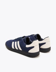 b32b40b6 Sneakers from Adidas Originals. Suede upper with tonal top stitching.  Contrasting stripes on the sides. Printed logo on the tongue. Leather  lining.