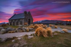 * * * God save the Queen * * * by Danskie Dijamco on New Zealand Landscape, Sunset Landscape, Save The Queen, Amazing Nature, My Images, The Good Place, Sunrise, Landscapes, Scenery